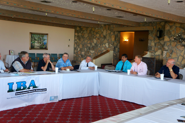 Roundtable Discussion with Congressman Steve Pearce at Santa Teresa Country Club