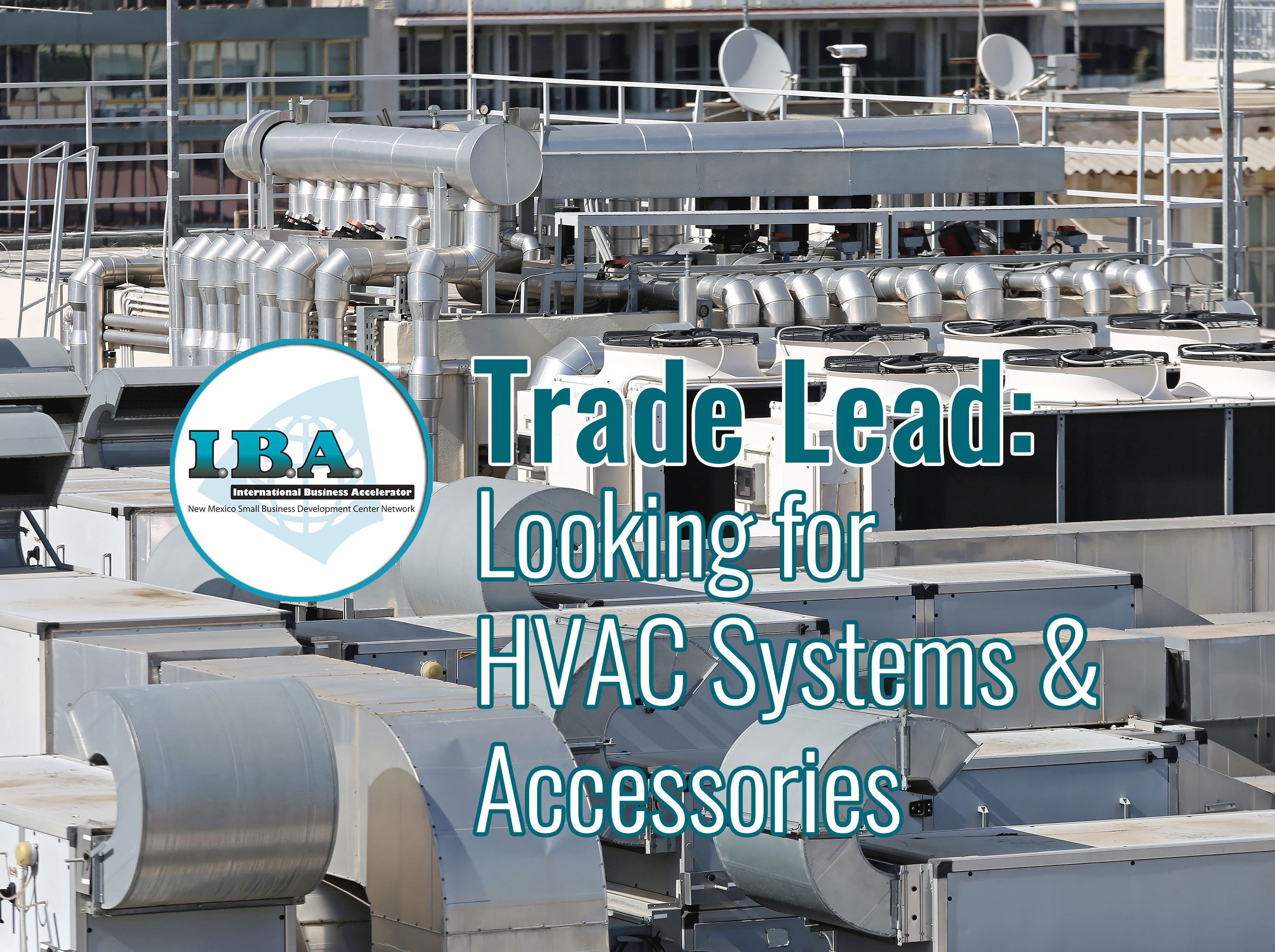Trade Lead – HVAC Accessories & Systems